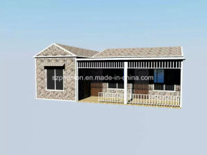 Newest Low Profit Portable Mobile Prefabricated/Prefab Coffee House/Bar pictures & photos