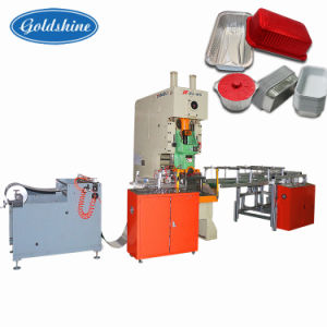 Foil Container Manufacturers Machine Machinery pictures & photos