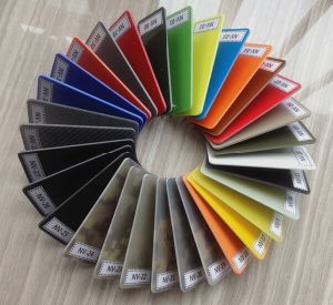 Colored G10 Laminate for Surfing Board Fins pictures & photos
