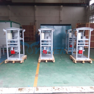 Portable Oil Filtration Machine for Purifying The Tiny and Fine Mechanical Impurities pictures & photos