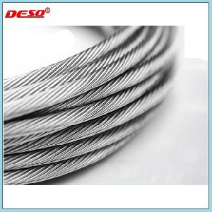 Hot DIP Galvanized 6*36 Steel Wire Rope pictures & photos