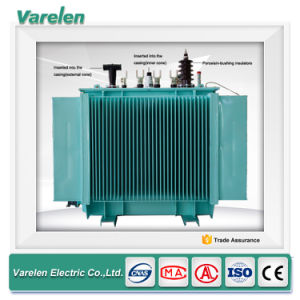 Factory Sale 800kVA Three Phase Oil- Immersed Power Transformer