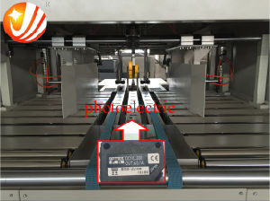 Automatic Corrugated Box Folder Gluer and Packing Machine (JHXDB-2800) pictures & photos