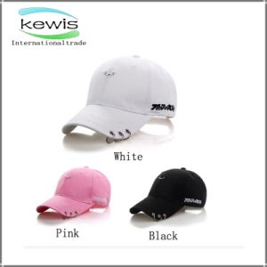 Promotional Item Hot Sale 6 Panel Baseball Hat with Ring pictures & photos