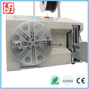 High Quality Semi Automatic Cable Winding and Binding Machine pictures & photos