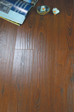 Hand Scraped Laminate Flooring (HXM-52)