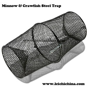 High Quality Minnow & Crawfish Steel Trap pictures & photos