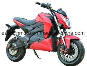 2017 Factory Sales New Street Racing Sports Electric Motorcycle pictures & photos