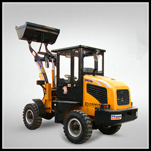 Zl10A Small Wheel Loader with CE pictures & photos