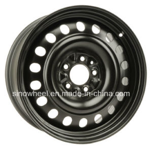 High Quality Winter Steel Wheel Rim Passenger Car Steel Wheel Rim pictures & photos