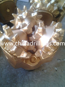 Factory of IADC311 17 1/2 Steel Tooth Tricone Roller Bits pictures & photos