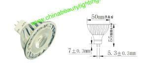 LED Bulb High Lightness COB LED Spot Light pictures & photos