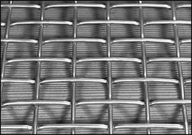 Crimped Wire Mesh with ISO Proved pictures & photos