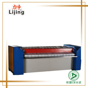 Industrial Electric Heating Hotel Ironing Machine (YPD8028) pictures & photos