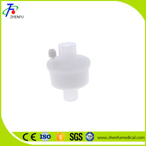 Disposable Viral Bacterial Ventilator Hme Filter pictures & photos