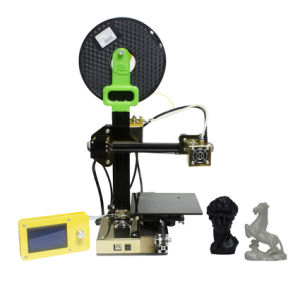 Rise High Precision Aluminum Digital Fdm Desktop DIY 3D Printing pictures & photos