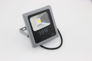 Ultra Thin Design EMC LVD Listed 10W LED Floodlight pictures & photos