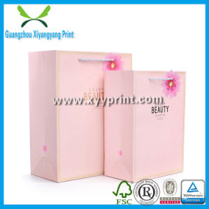 Customized Design Fancy Wedding Paper Bag Wholesale pictures & photos