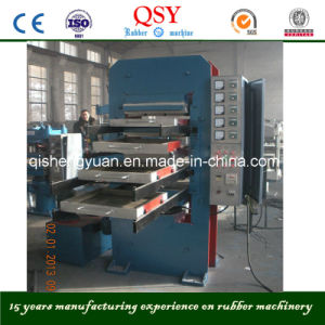 Automatic Rubber Interlocking Brick Machine From Waste Tyre pictures & photos
