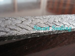 Flexible Graphite with Glass Fiber Insert and Inconel Wire Mesh Reinforced Packing (SMT-GP-118)