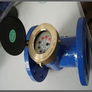 Horizontal Woltmann/Industrial Flanged Removable Element Water Meter for Cold/Hot Water pictures & photos