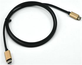 USB3.1 Type C Male to C Male Date Line (HM-UC015)