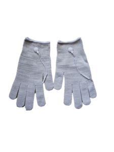 Silver Fiber Massage Glove