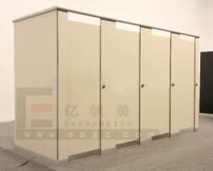 Hot Sale Compact Phenolic HPL Toilet Partition Toilet Cubicle pictures & photos