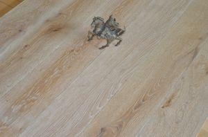 15/4mm White Wash Oak Parquet / Engineered Hardwood Flooring pictures & photos