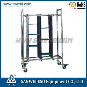 ESD Plastic Plate PCB Trolley (3W-9806203) pictures & photos