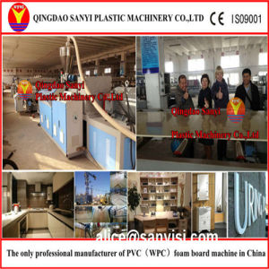 PVC Foam Board Making Machine/Extruder pictures & photos