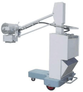 50mA Mobile X-ray Machine pictures & photos