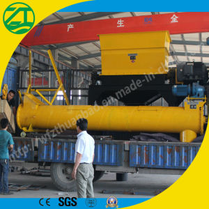 Garbage Recycling Waste /Plastic/Tire/Plastic/Scrap Metal/Kitchen Waste Biaxial Shredder pictures & photos
