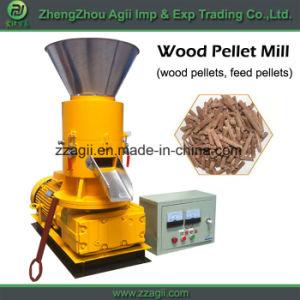 Homemade Pellets Production Biomass Pellet Mill Wood Pellet Machine Price pictures & photos