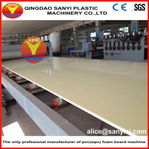 High Quality PVC Sheet Extrusion Line/PVC Foam Board Machine pictures & photos