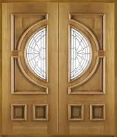 Britain Standard Wooden Fire Door pictures & photos