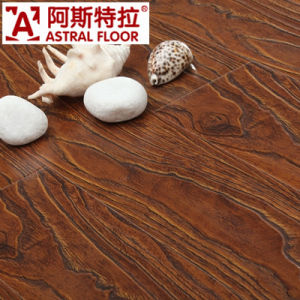 12mm Waterproof Embossed Laminated Flooring pictures & photos
