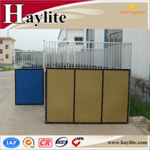 China Design Horse Equipment Box Stable with Panels Rug Door pictures & photos