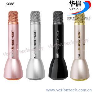 Portable Mini Karaoke Microphone Player, K088 Bluetooth Karaoke pictures & photos