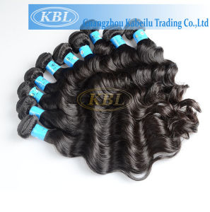 100% Brazilian Human Hair Weaving (KBL-BH) pictures & photos