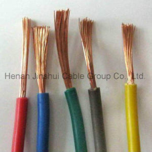 Single Core Copper Conductor PVC Insulation Flexible Cable pictures & photos