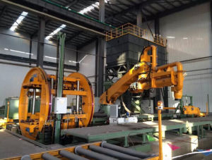 No Bake Resin Sand Molding and Preparation Reclaimation Plant Line pictures & photos