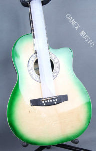 Acoustic Guitar/ Musical Instruments (CMAG-110C-40) pictures & photos