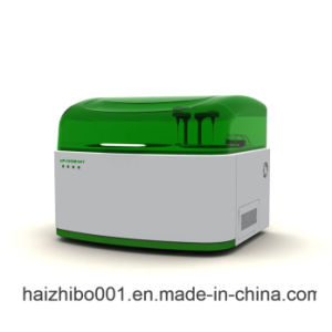 Full Automatic Chemistry Analyzer Machine (HP-CHEM100Y) pictures & photos