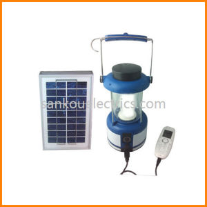 Camping Solar LED Lantern Light (SL-4006)