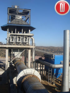 Lime Rotary Kiln Production Line pictures & photos