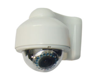 Witson Vandalproof IR Dome Camera 700TV Lines (W3-CV304) pictures & photos