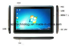 16 GB Dual Core Intel Atomn570 1.66GHz, Windows 8/7/2000/XP, Linux DDR3 MID Pad Tablet PC