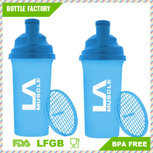 700ml Customized Plastic Protein Shaker pictures & photos