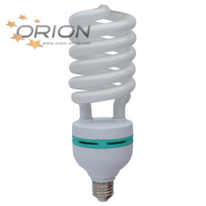CE/RoHS Approval 45W, 65W, 85W, 105W High Power Half Spiral Compact Fluorescent Light Bulb pictures & photos